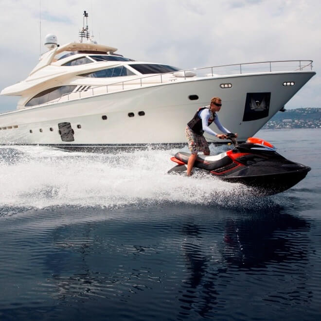 Yacht and Watercraft Coverage